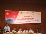 Hội thảo khoa học Hồ Chí Minh với con đường giải phóng dân tộc