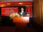 Phát biểu của Giám đốc - Tổng Biên tập tại Lễ kỷ niệm 66 năm Ngày truyền thống NXB
