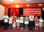Nxb. Chính trị quốc gia - Sự thật trao thưởng cho 105 học sinh giỏi ...