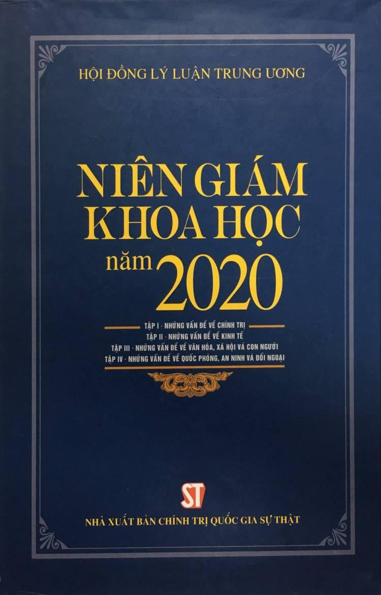 Niên giám khoa học năm 2020 (4 tập)