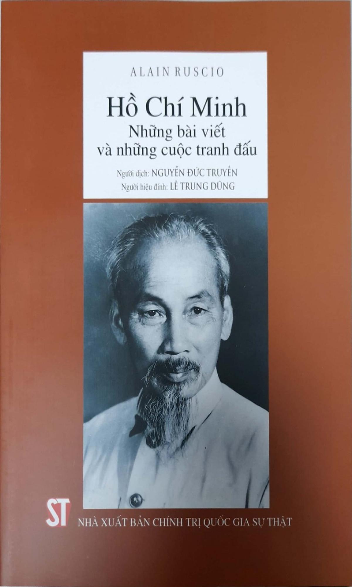 Hồ Chí Minh - Những bài viết và những cuộc tranh đấu