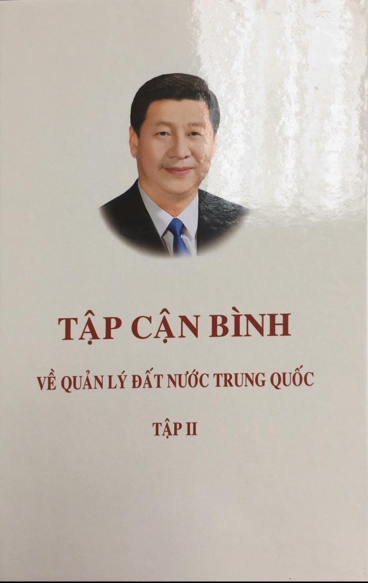 Tập Cận Bình về quản lý đất nước Trung Quốc, Tập II