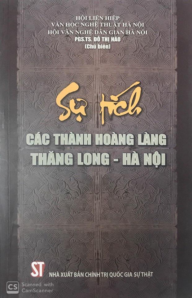 Sự tích các Thành hoàng làng Thăng Long - Hà Nội