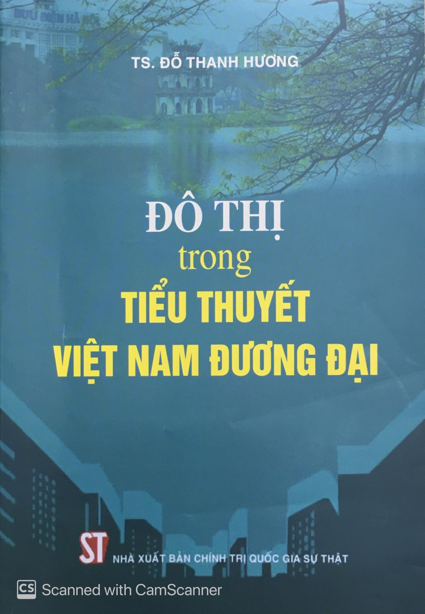 Đô thị trong tiểu thuyết Việt Nam đương đại
