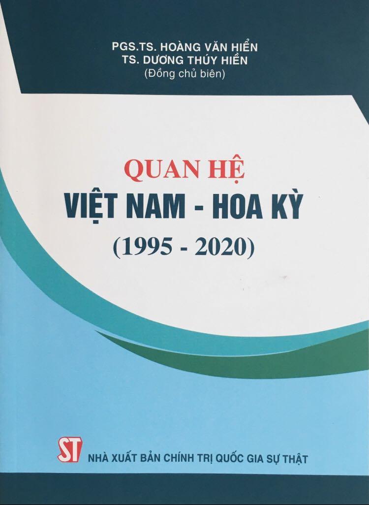 Quan hệ Việt Nam – Hoa Kỳ (1995 – 2020)