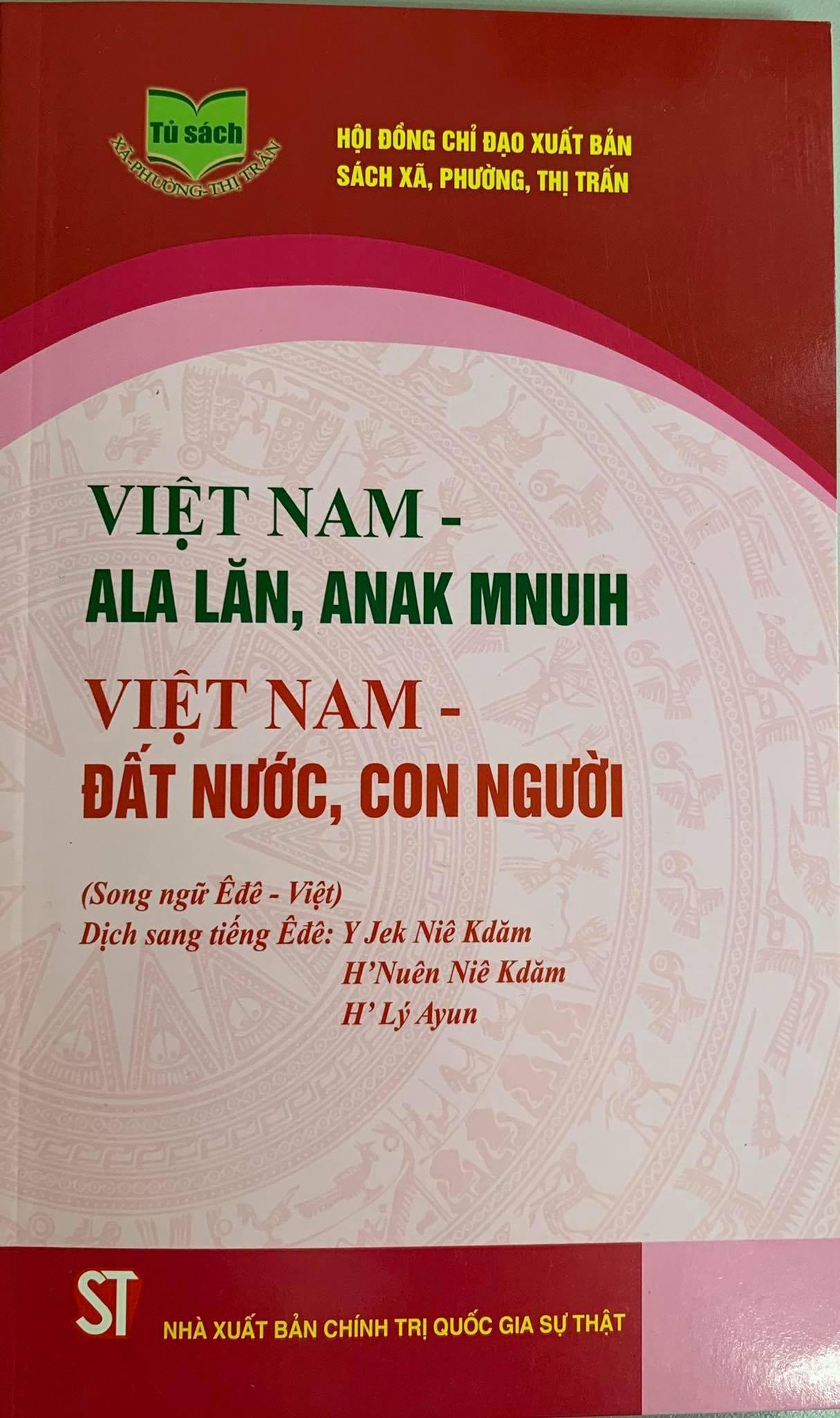 Việt Nam - đất nước, con người (Song ngữ Êđê - Việt)