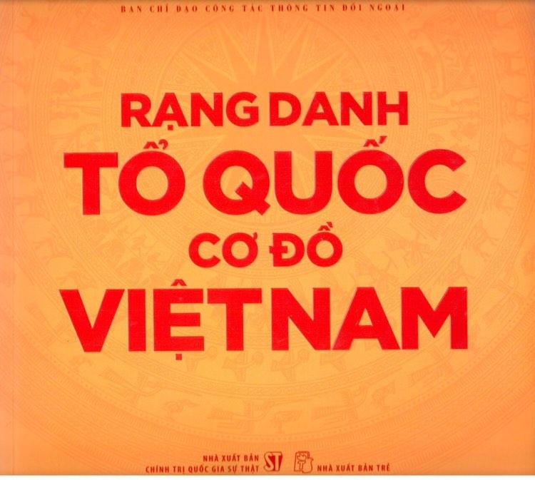 Rạng danh Tổ quốc cơ đồ Việt Nam