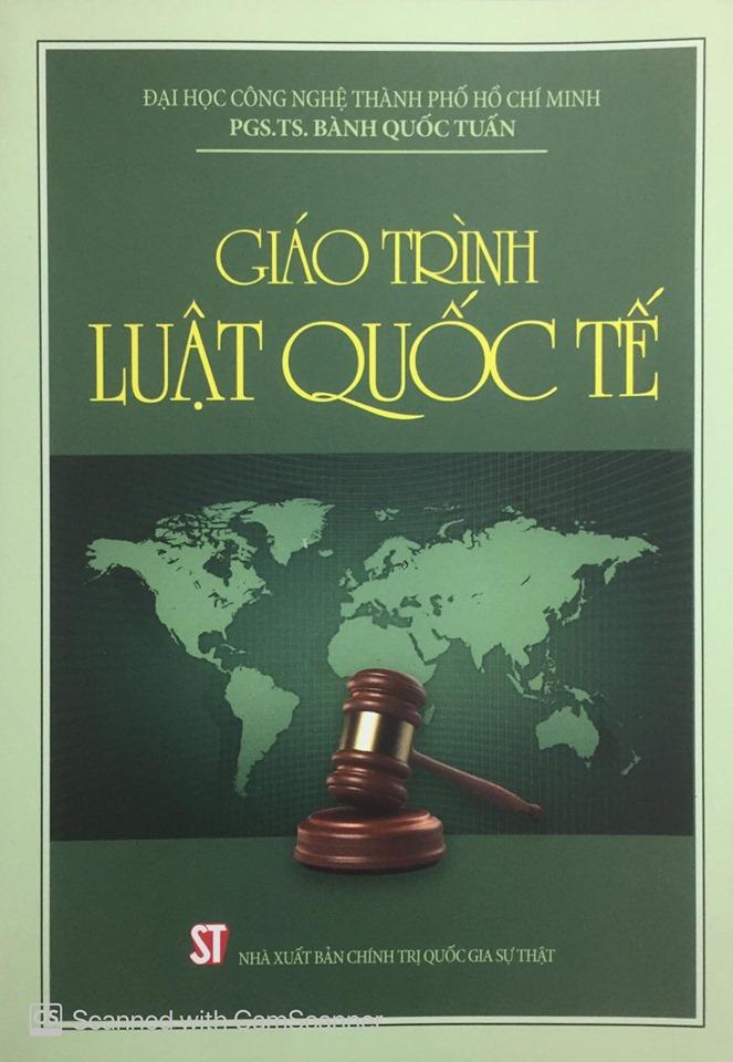 Giáo trình Luật quốc tế