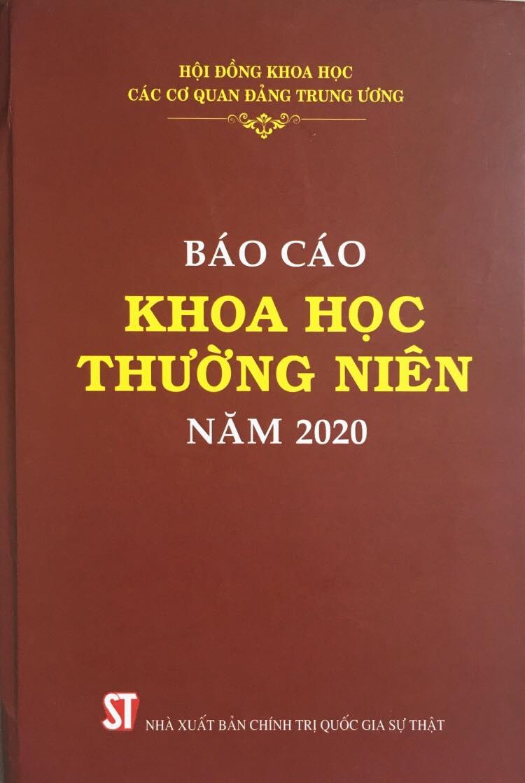 Báo cáo khoa học thường niên năm 2020