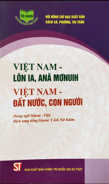 Việt Nam - Đất nước, con người (Song ngữ Giarai - Việt)