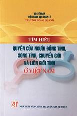 Tìm hiểu quyền của người đồng tính, song tính, chuyển giới và liên giới tính ở Việt Nam