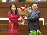 Đồng chí Võ Thị Ánh Xuân được bầu giữ chức Phó Chủ tịch nước