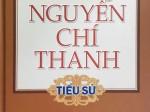 Nguyễn Chí Thanh (Tiểu sử)