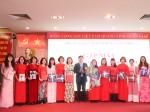 Kỷ niệm Ngày Quốc tế phụ nữ 8/3: Gặp mặt nữ cán bộ, viên chức, người lao động Nhà xuất bản