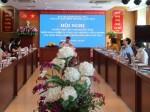 Hội nghị sơ kết công tác 6 tháng đầu năm, triển khai nhiệm vụ công tác 6  tháng cuối năm 2021 của Công đoàn, Đoàn Thanh niên Nhà xuất bản