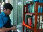 Tủ sách miễn phí của Chi nhánh Nhà xuất bản Chính trị quốc gia Sự thật tại Thành phố Hồ Chí Minh