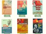 Một số ấn phẩm tiêu biểu về Đại tướng Võ Nguyên Giáp