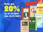 Trợ giá 20% và nhiều phần thưởng hấp dẫn chỉ có trong tháng 6 của Nhà xuất bản Chính trị quốc gia Sự thật