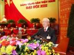Diễn văn bế mạc của đồng chí Tổng Bí thư, Chủ tịch nước Nguyễn Phú Trọng tại Đại hội XIII của Đảng