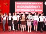 Công đoàn Nhà xuất bản Chính trị quốc gia - Sự thật tưng bừng kỷ niệm ngày Quốc tế Phụ nữ 8-3